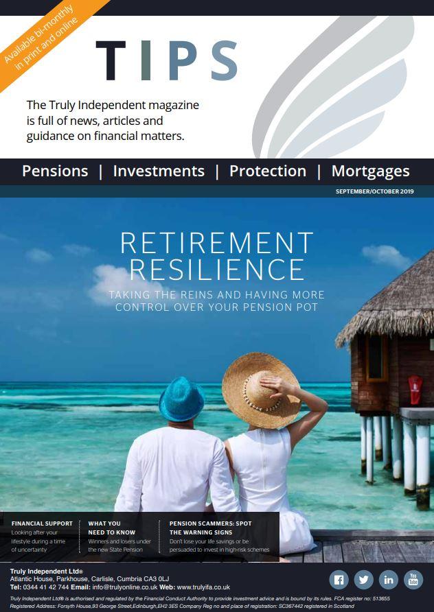 TIPS Financial Magazine - September/October